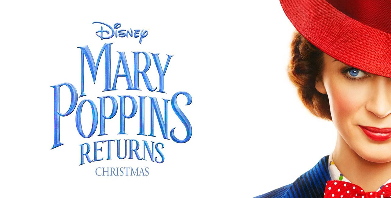 Mary Poppins Returns'tan İlk Fragman Yayınlandı