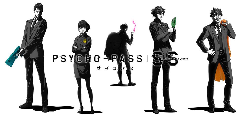 Psycho-Pass Serisine Devam Filmleri Yolda