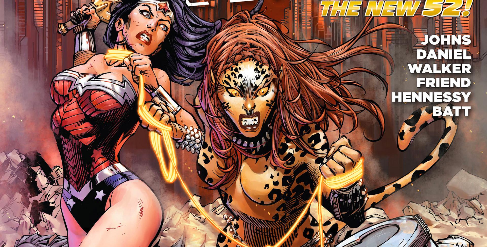 Wonder Woman 2'nin Kötüsü Belli Oldu