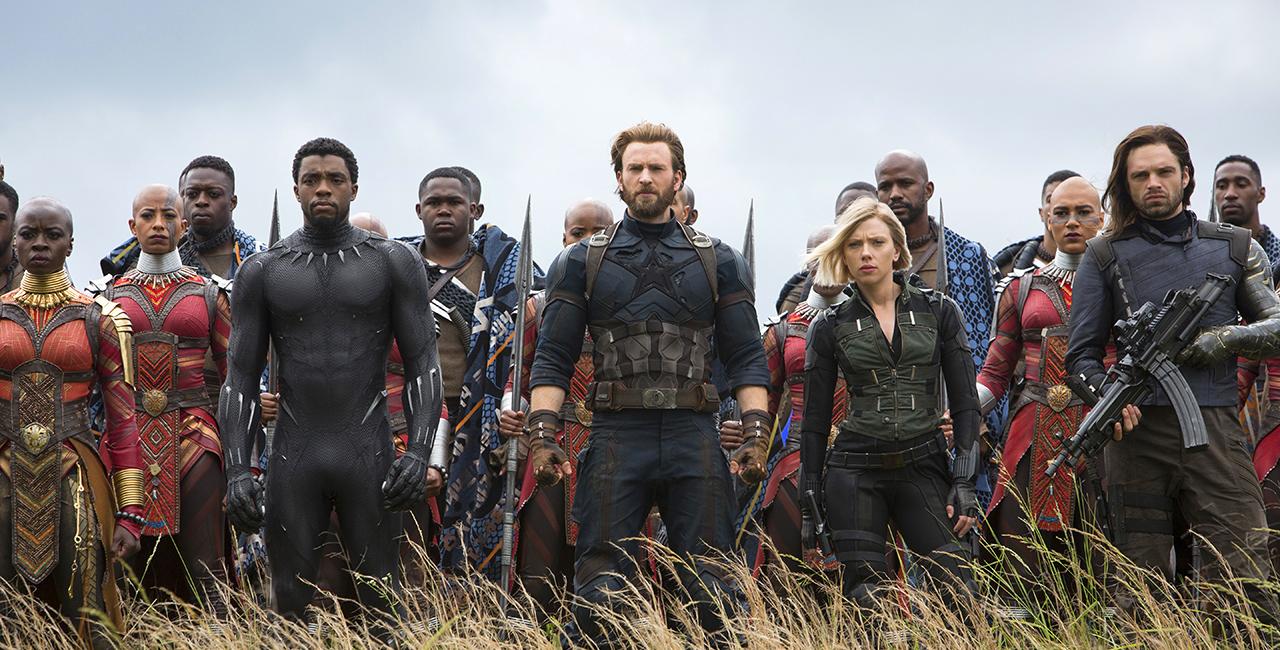 Avengers: Infinity War'dan Bomba Gibi Yeni Bir Fragman Yayınlandı