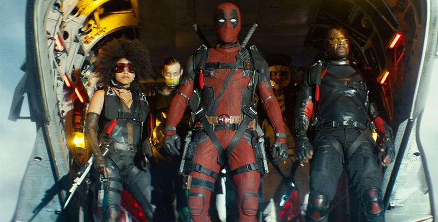 Deadpool 2'den Yeni Bir Fragman Yayınlandı