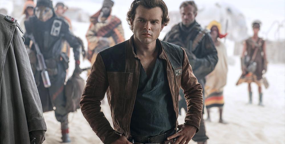 Solo: A Star Wars Story'den Yeni Bir Fragman Yayınlandı
