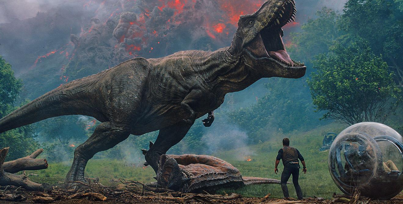 Jurassic World: Fallen Kingdom'dan Son Fragman Yayınlandı