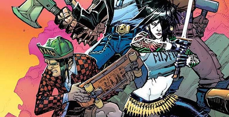 Russo Kardeşlerin Deadly Class Çizgi Romanı Diziye Uyarlanıyor