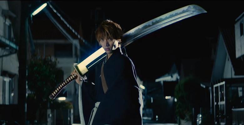 Live-Action Bleach Filminden Yeni Bir Fragman Yayınlandı