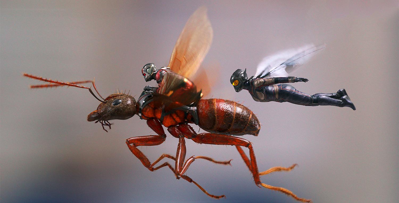 Ant-Man and the Wasp'tan Yeni Bir Fragman Yayınlandı