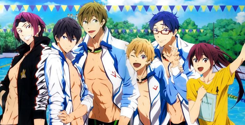 Free! Animesinin Yeni Sezonu Bu Yaz Geliyor