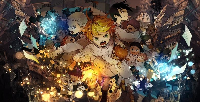 The Promised Neverland Mangası Animeye Uyarlanacak