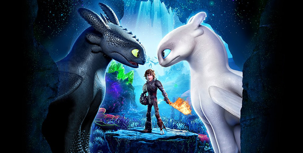 How to Train Your Dragon 3'ten İlk Fragman Yayınlandı