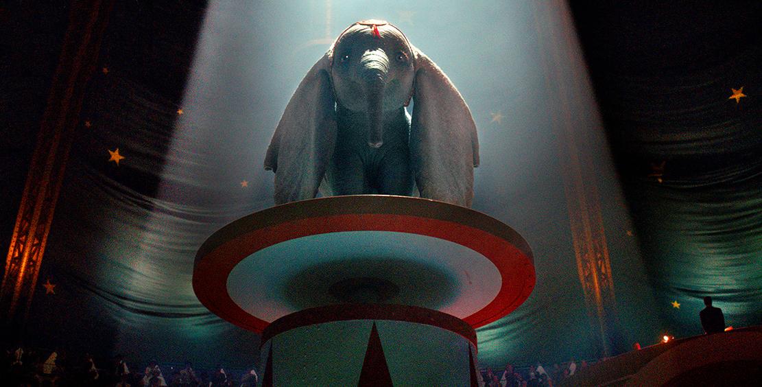 Tim Burton'ın Yeni Filmi Dumbo'dan İlk Fragman Yayınlandı
