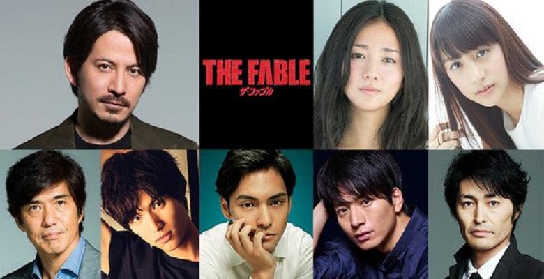 The Fable Mangası Live-Action Filme Uyarlanacak