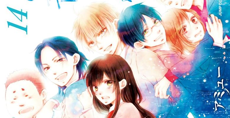 Kono Oto Tomare Mangası Televizyona Uyarlanıyor