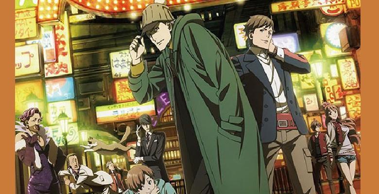 Production I.G. Orijinal Bir Anime Üzerinde Çalışıyor