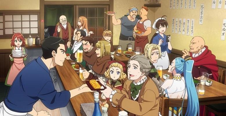 Isekai Izakaya Nobu Serisi Animeye Uyarlanıyor