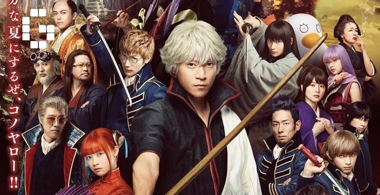 Live-Action Gintama 2 Filmi Gişelerde 3 Milyar Yen'i Aştı