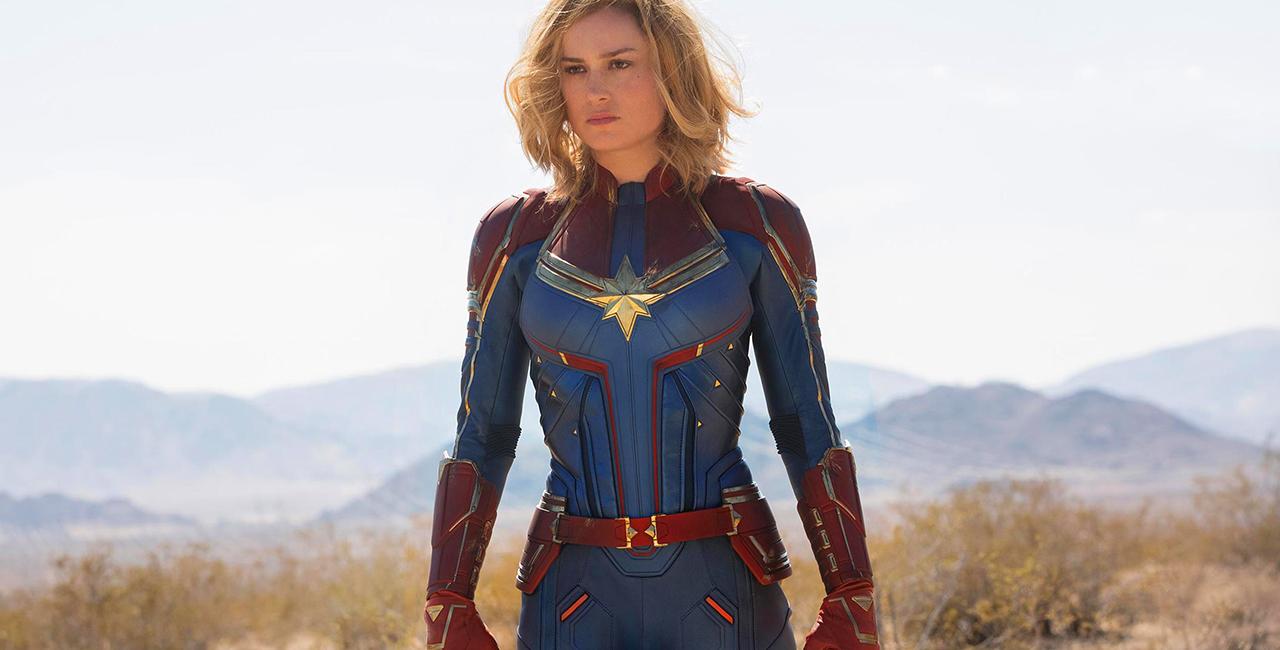 Captain Marvel'dan İlk Fragman Yayınlandı