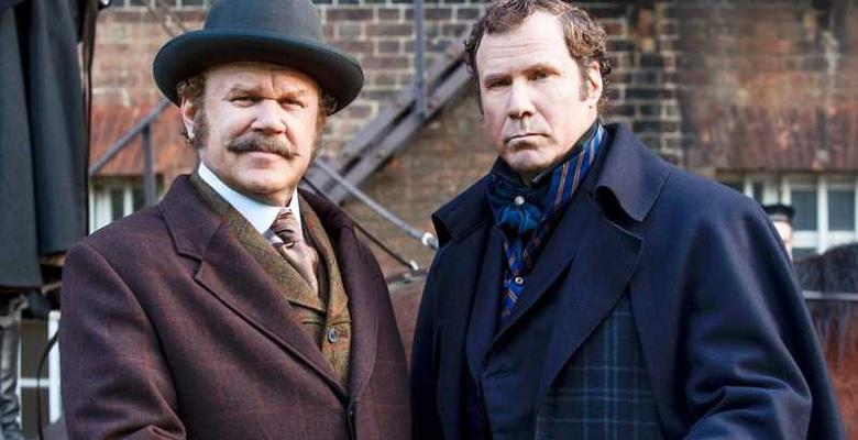 Holmes & Watson'dan İlk Fragman Yayınlandı