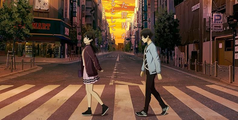 Ashita Sekai ga Owaru toshitemo İsimli Orijinal Bir Anime Duyuruldu