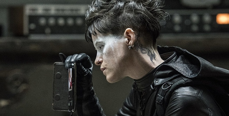 The Girl in the Spider's Web'ten Yeni Bir Video Yayınlandı
