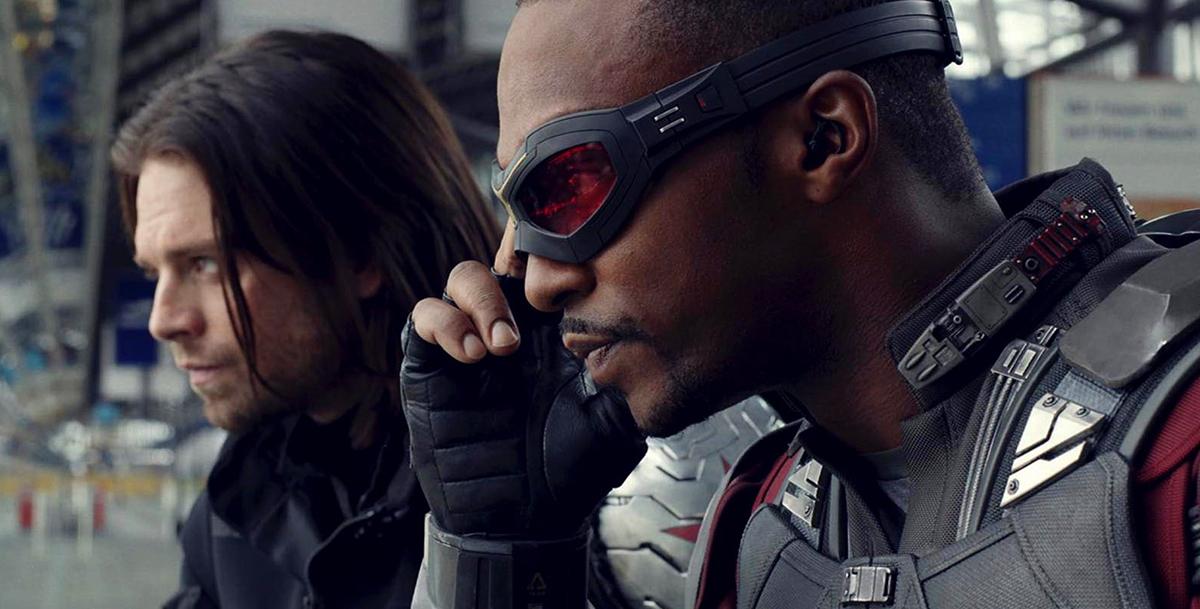 Falcon & Winter Soldier Dizisi Geliyor