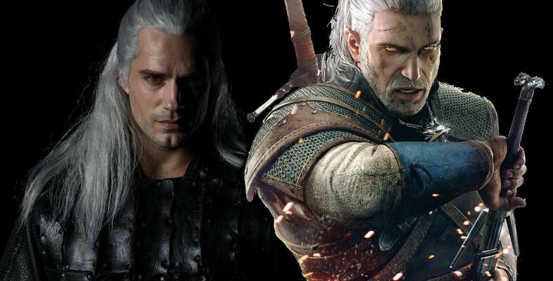 Netflix, The Witcher Dizisinden Geralt'ın İlk Fotoğrafını Paylaştı