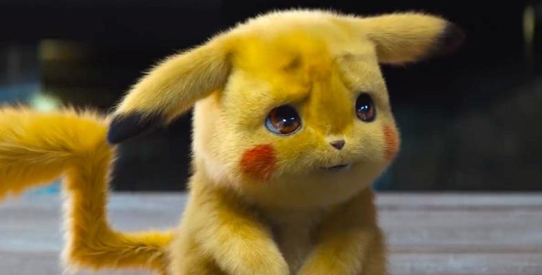 Detective Pikachu'nun İlk Fragmanı Yayınlandı