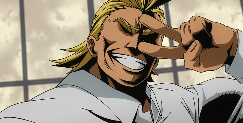 Boku no Hero Academia: All Might - Rising Mangası Animeye Uyarlanıyor