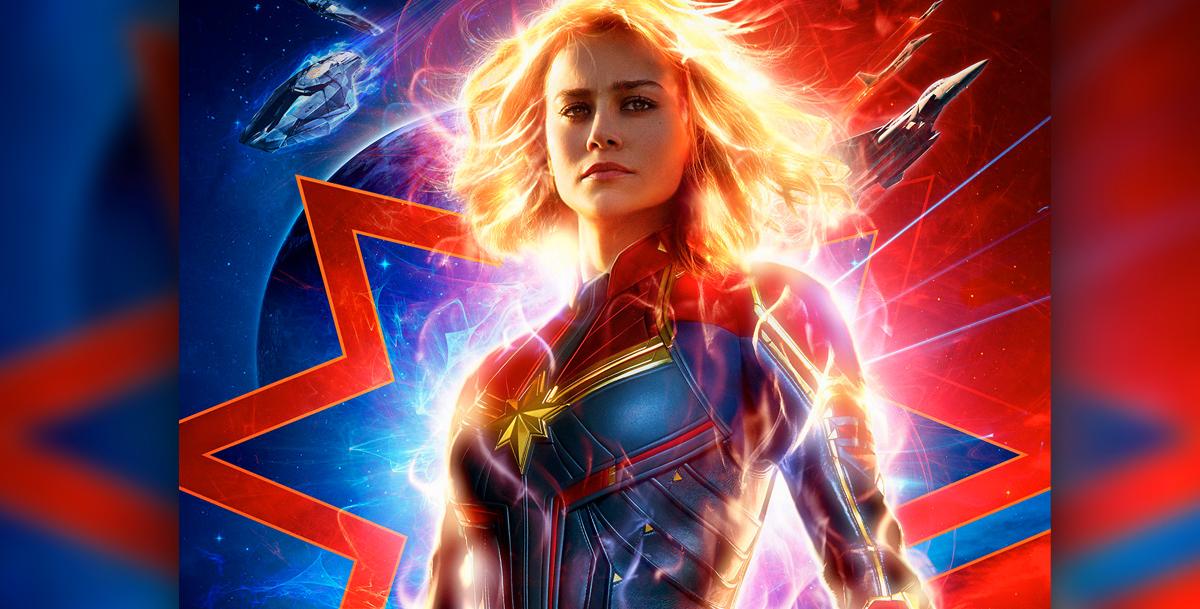 Captain Marvel'dan Yeni Bir Fragman Yayınlandı