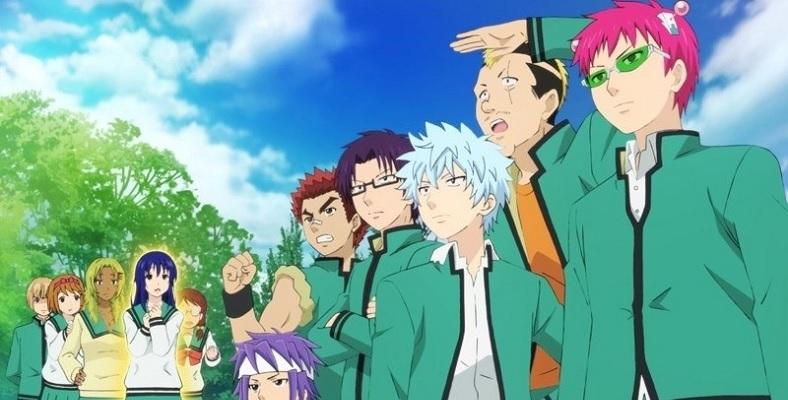 The Disastrous Life of Saiki K. Final Animesinin Gösterim Tarihi Belli Oldu