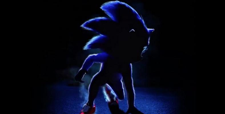 Sonic Sinema Filminden İlk Afiş Yayınlandı