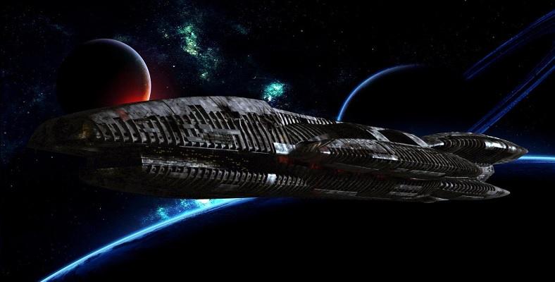 Battlestar Galactica Filminin Senaristi Belli Oldu