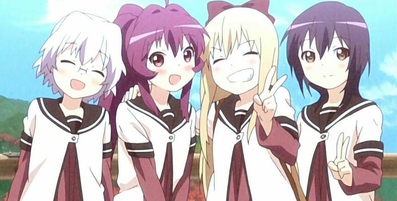 YuruYuri'den Yeni Bir OVA Duyuruldu