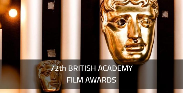 72. BAFTA Ödülleri'nin Adayları Açıklandı