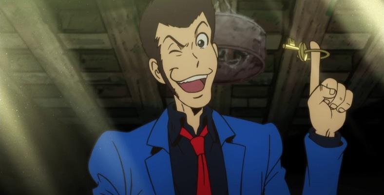 Lupin III Serisinin Yeni Filmi Geliyor