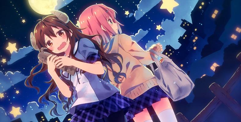 Machikado Mazoku Mangası Animeye Uyarlanacak