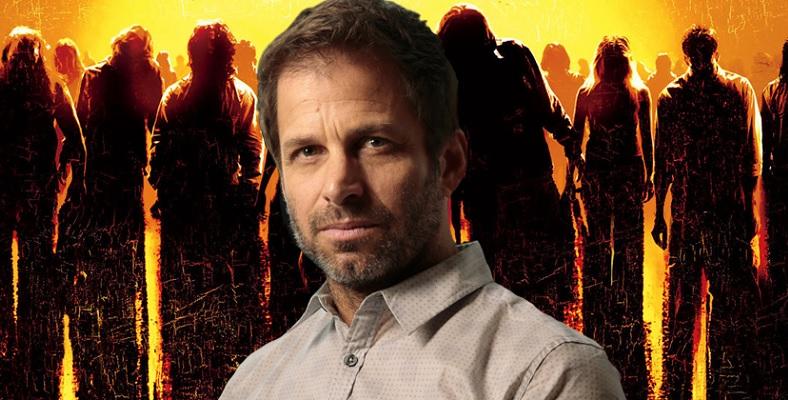 Army of the Dead'in Yönetmenliğini Zack Synder Yapacak