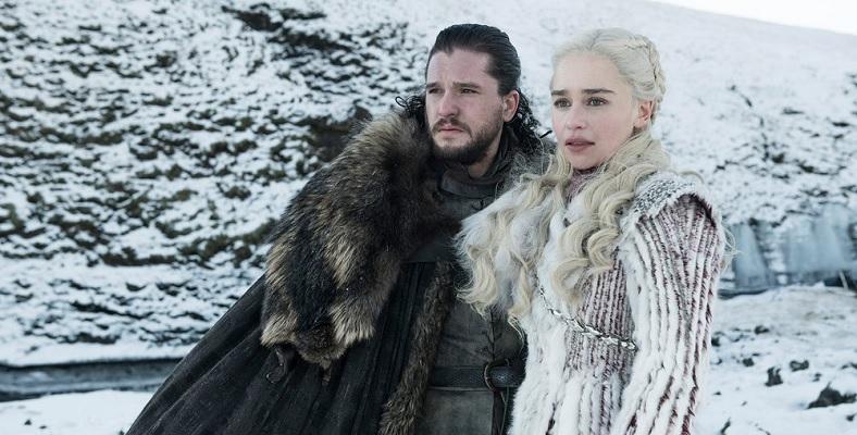 Game of Thrones'un 8. Sezonundan Yeni Fotoğraflar Yayınlandı