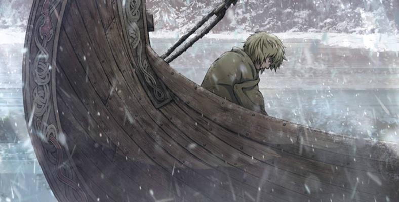 Vinland Saga'dan İlk Fragman Yayınlandı