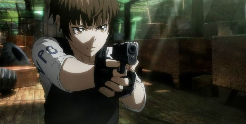 Psycho-Pass Filminin Yeni Fragmanı Yayınlandı