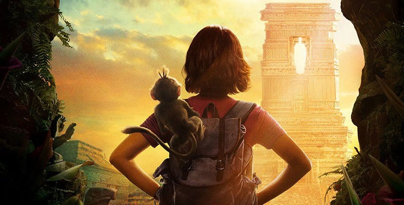 Dora and the Lost City of Gold'un İlk Fragmanı Yayınlandı