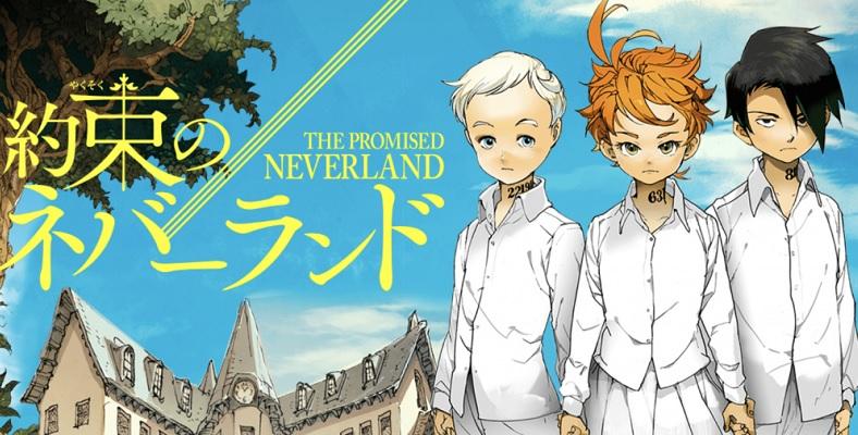 Yakusoku no Neverland'in İkinci Sezonu Geliyor