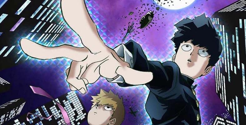 Mob Psycho 100 Anime Serisinin OVA'sı Çıkacak