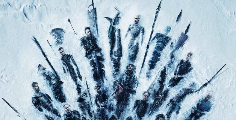 Game of Thrones'un 8. Sezonundan Yeni bir Afiş Yayınlandı