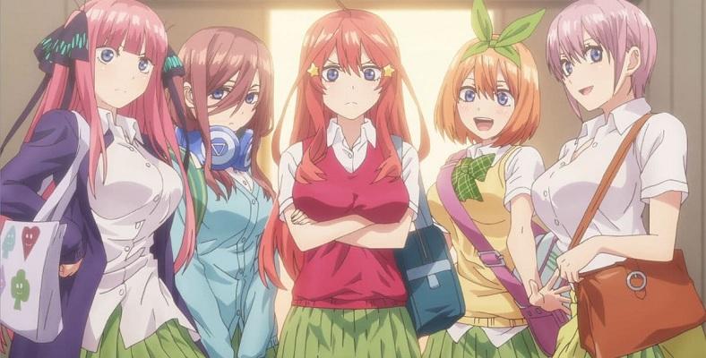 5-toubun no Hanayome'nin İkinci Sezonu Geliyor