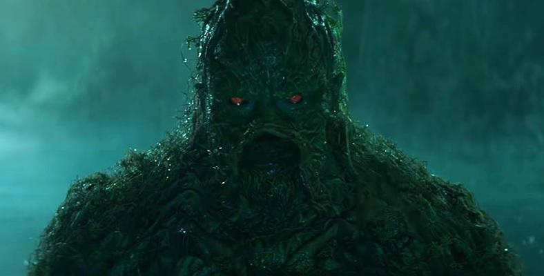The Swamp Thing'ten Yeni Bir Kısa Fragman Daha Yayınlandı
