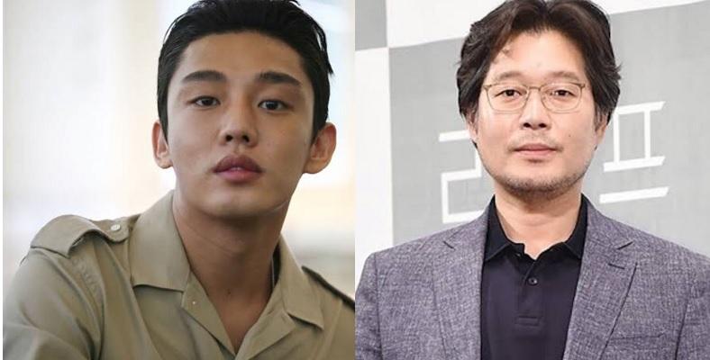 Yoo Ah In ve Yoo Jae Myung, Without Even a Sound'un Kadrosunda