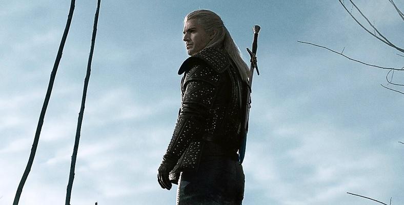 Netflix, Geralt ve Roach'un Fotoğrafını Paylaştı