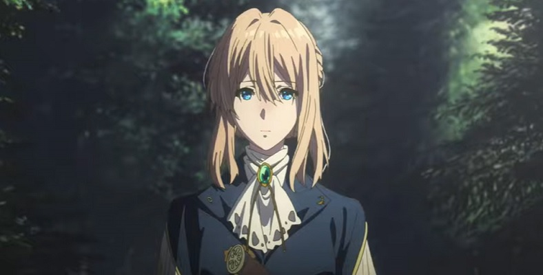 Violet Evergarden: Eternity and the Auto Memories Doll'un Fragmanı Yayınlandı