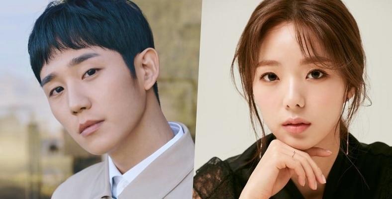 Jung Hae In ve Chae Soo Bin, Half of Half'ın Kadrosunda
