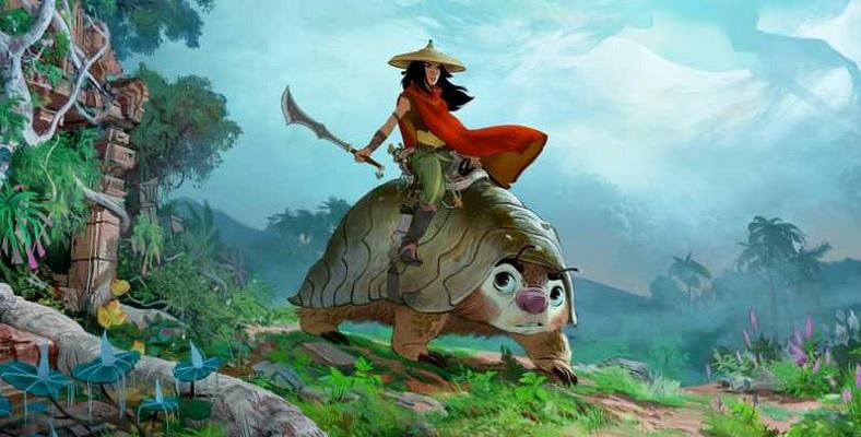 Disney, Yeni Filmi Raya and the Last Dragon'u Duyurdu
